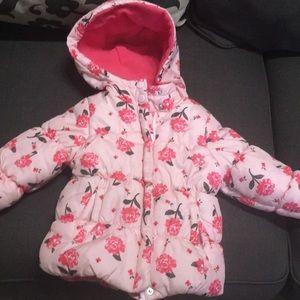 Carters puffer winter coat (3T)